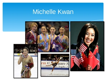 HM 5th Grade Theme 2 Vocabulary Michelle Kwan