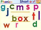HMR Grade 1 Theme 02 Phonics - Interactive Activity - SMARTBOARD
