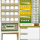 Habitat Mini Science Booklet PDF File Food Chain