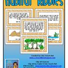 Habitat Riddles