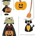 Halloween A Classroom Set of Activities, Worksheets and Pr