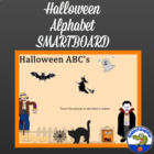 Halloween ABC's Smartboard Activity
