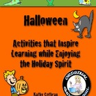 Halloween Activities that Inspire Learning while using Mul