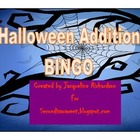 Halloween Addition BINGO