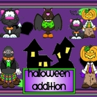 Halloween Addition  Center Game