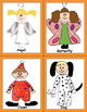 Halloween Alphabet Bingo and Memory Match - Fun costume dr