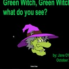 Halloween Animated SmartBoard Lesson
