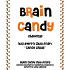 Halloween BRaiN CaNdY ChaLLenGe