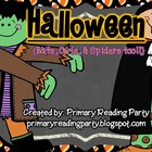 Halloween {Bats, Owls, & Spiders Too!!}: A Literacy & Scie