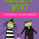 Halloween Bingo {Freebie}