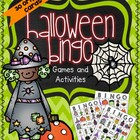 Halloween Bingo: Games and Activities