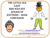 Halloween Book Companion-The Little Old Lady Who Was Not A