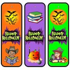 Halloween Bookmarks - Happy Halloween!