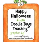 Halloween Centers Math, Language &amp; Writing