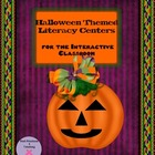 Halloween Centers for Interactive Classrooms
