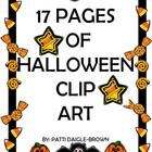 Halloween Clip Art in .PNG