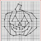 Halloween Coordinate Graphing / Ordered Pairs - Jack O&#039; Lantern