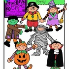 Halloween Costume Party {Creative Clips Digital Clipart}