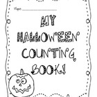 Halloween Counting Book - PreK, Kinder