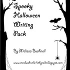 Halloween Descriptive Writing Pack