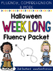 Halloween Fluency Passages