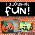 Halloween Fun! {2 Writing Craftivities &amp; 8 ELA Activities}