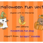 Halloween Fun Unit (aligned with CC Standards)