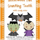 Halloween Fun counting Teeth