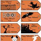 Halloween Gift Tags