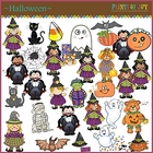 Halloween Graphics Clip Art
