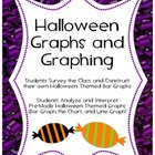 Halloween Graphs- Constructing Own & Interpreting Pre-Made Graphs