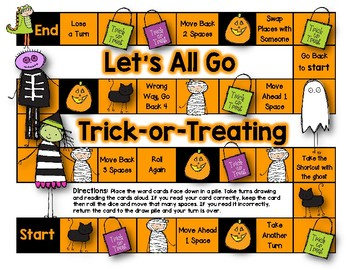 Halloween Language Arts Activities for the Primary Grades