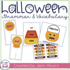 Halloween Language Treats!