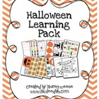 Halloween Learning Pack