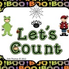 Halloween &quot;Let&#039;s Count&quot;