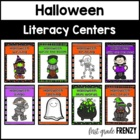 Halloween Literacy Activities Unit