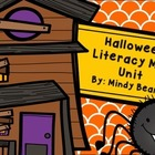 Halloween Literacy Mini Unit