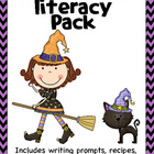 Halloween Literacy Super Pack