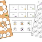 Halloween Math Game - Mastering Multiplication Facts (CCSS