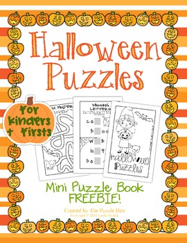 http://www.teacherspayteachers.com/Product/Halloween-Mini-Book-Freebie-for-Kinders-and-Firsts-921939