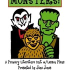 Halloween Monster Literature Unit and Lesson Plan