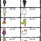 Halloween Multiplication Practice