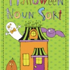 Halloween Noun Sort