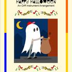 Halloween Orff Instrument Arrangement