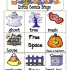 Halloween Phonics Bingo (initial sounds)