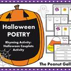 Halloween Poetry (Rhyming Activity & Writing Couplets)