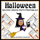 Halloween Quick Common Core (2nd grade)