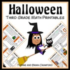 Halloween Quick Common Core (3rd grade)
