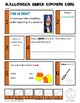 Halloween Quick Common Core Literacy (1st grade)