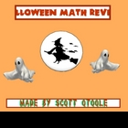 Halloween SMARTboard Math Review